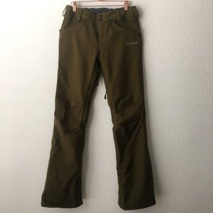 Volcom Stretch Slim snowboard pants